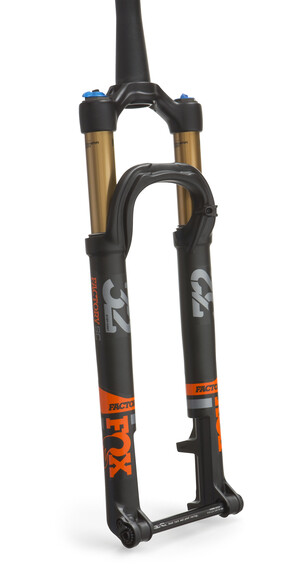 "Fox Racing Shox Float SC 32K Factory FIT4 3Pos-Adj Verende fietsvork 27.5"" 100 mm 15x100 tapered zwart"